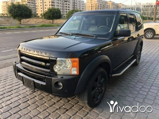 Rover in Beirut City - Land rover LR3