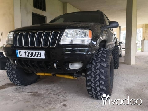Jeep in Beirut City - JEEP GRAND CHEROKEE 2001