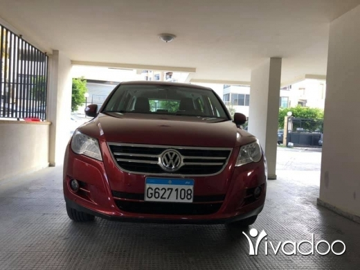 Volkswagen in Beirut City - Tiguan 2011