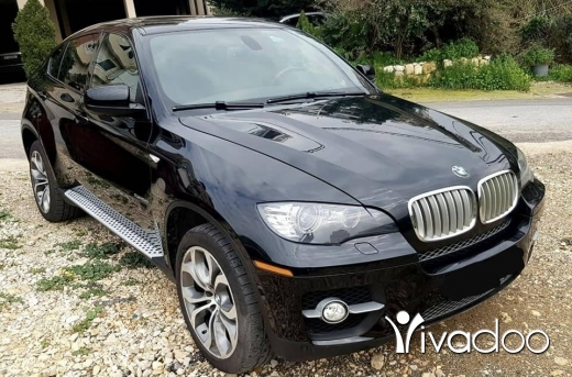 BMW in Beirut City - 2012 BMW X6 / Sport pack / Original paint / Fully loaded
