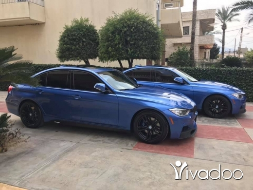 BMW in Tripoli - ⚫️ BMW f30 328i M/ performance 2015