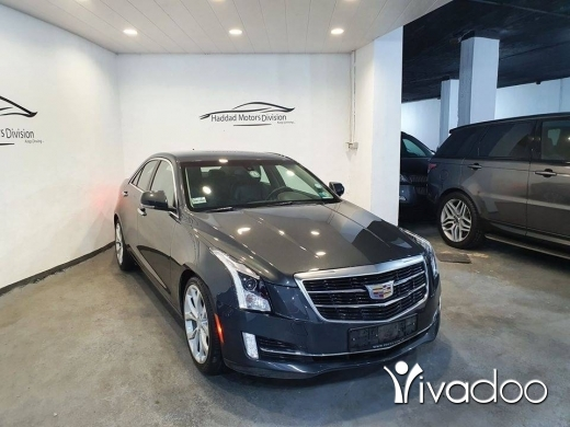 Cadillac in Beirut City - 2015 Cadillac ATS 2.5L 4 Cylinders
