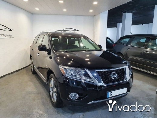 Nissan in Beirut City - 2013 Nissan Pathfinder SL 4WD