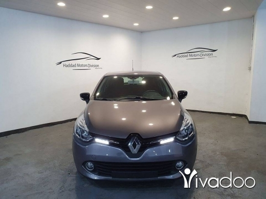 Renault in Beirut City - 2014 Renault Clio 1.2L Turbo