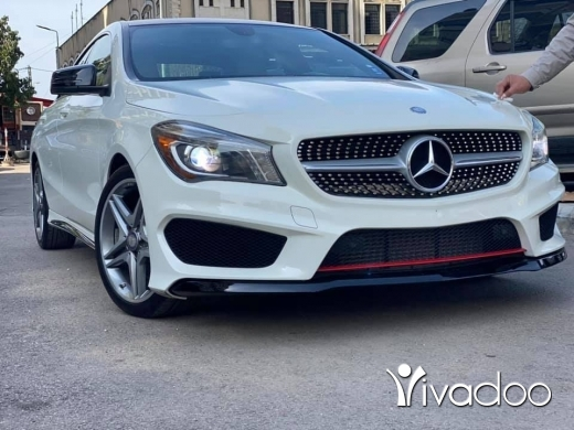 Mercedes-Benz in Beirut City - CLA 250 2014 law mileage