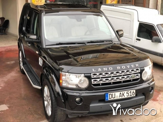 Rover in Tripoli - RANGE ROVER DISCOVERY 2011 CLEAN CARFAX ✔️ NO ACCIDENT ❌