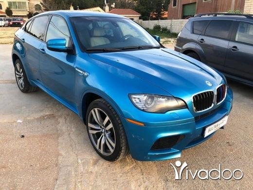 BMW dans Beyrouth - bmw x6m 2010