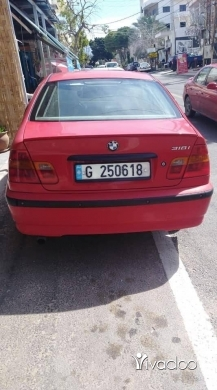 BMW in Beirut City - Bmw 318