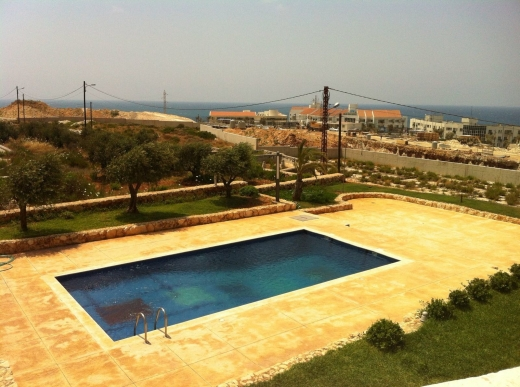 Villas in Anfeh - Villa for sale behind Las Salinas Resort, Enfeh