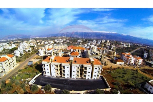 Apartments in Nakhleh - Flat ground apartments for sale at Nakhle-  Koura