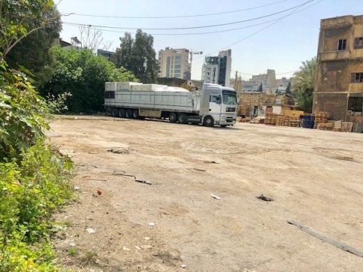 Land in Beirut - Land for sale in Port Beirut, Karantina.
