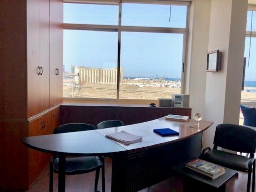 Office in Beirut - Office for rent in Port Beirut, Karantina