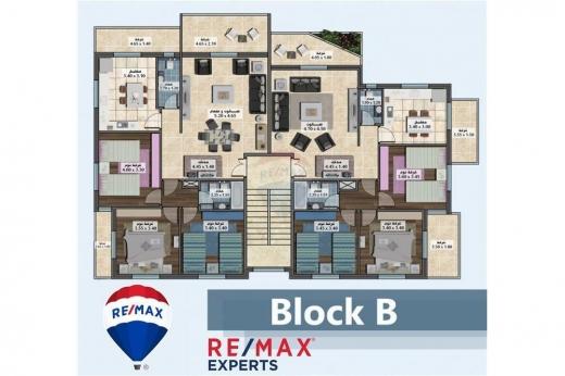 Apartments in Koura - شقق قيدالانشاء مع مطل جبلي وبحري للبيع في الهيكلية