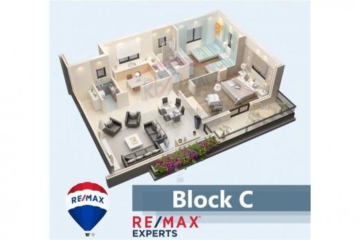 Apartments in Koura - شقق قيدالانشاء مع مطل للبيع في الهيكلية.