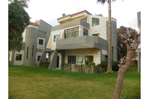 Villas in Tripoli - Triplex Villa-Chalet for Sale in North Marina