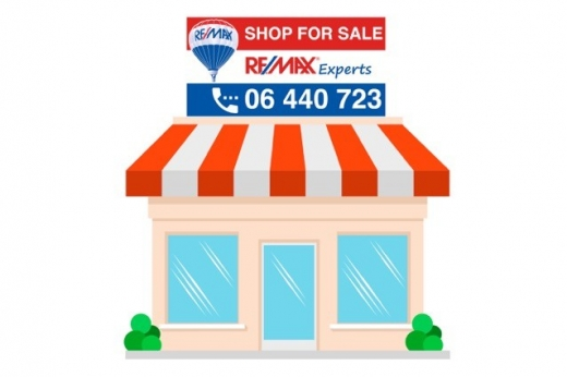 Whole building in Kobbeh - Prime location shop for sale in Kobbe, Tripoli