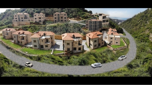 Villas in Awkar - Modern Villa for Sale in Awkar- Metn