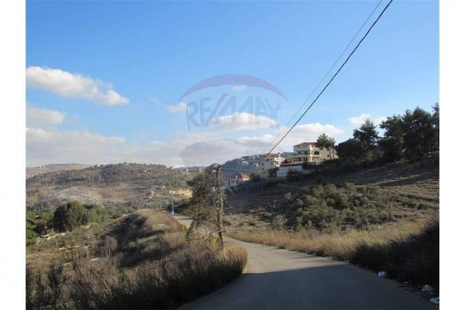 Land in Keyfoun - Land 1312 sqm for sale in Souk el Ghareb – Aley