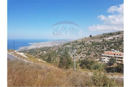 Land in Halate - Land 803 sqm for sale in Halat Jbeil