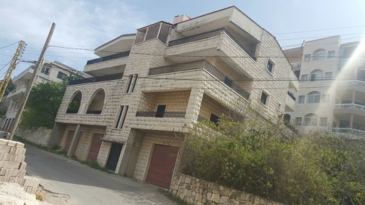 Whole building in Chouf - Building for sale in Baakline, Al-Shouf.