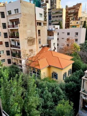 Apartments in Achrafieh - Apartment for Rent in MarMitr St., Achrafieh