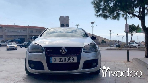 Volkswagen in Beirut City - Golf GTI 2008 turbo 1$=1500