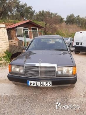 Mercedes-Benz dans Zgharta - Mercedes 190 E 91 kayen