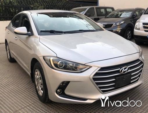 Hyundai in Beirut City - Hyundai Elantra