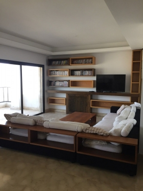 Apartments in Achrafieh - Furnished Apartment for rent in Achrafie 220 m