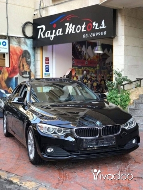 BMW in Beirut City - BNW 420i GranCoupe 2017