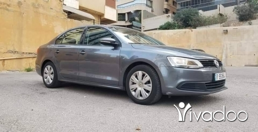 Volkswagen in Beirut City - ‎40.000KM only Amazing V.W JETTA 2014 only مصدر وصيانة الشركه‎