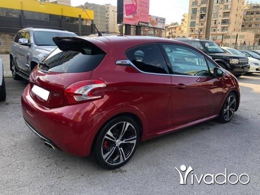 Peugeot in Beirut City - 2014 Peugeot 208 GTI