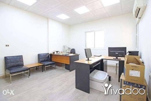 Office Space in Badaro - L06427 - 100 sqm Office for Sale in Badaro