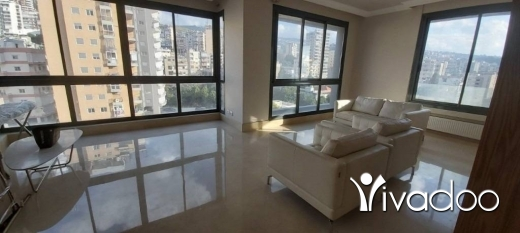 Apartments in Zalka - A new decorated 180 m2 apartment with an open mountain view for sale in Zalka
