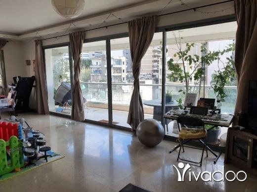 Apartments in Achrafieh - L06248 - Spacious Modern Apartment for Sale in Achrafieh