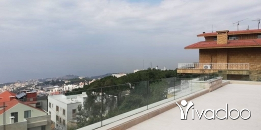 Whole Building in Dik El Mehdi - L06404 - Elegant Building for Sale in Dik El Mehdi with a Splendid View