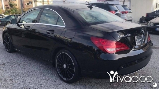 Mercedes-Benz in Beirut City - Cla250 2014 03758540