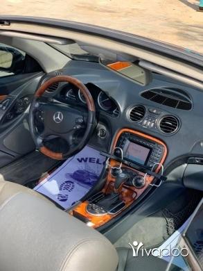 Mercedes-Benz in Tripoli - MARCEDES SL 500 2003 super ndife originale