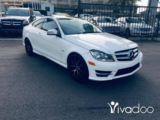 Mercedes-Benz in Beirut City - Mercedes C250 2012 Coupe Call 03.268143