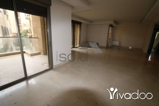 Apartments in Gemayzeh - A luxurious 245 m2 apartment for sale in the busy city of Gemmayze