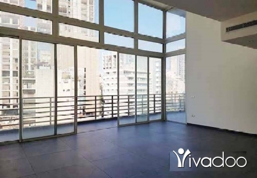 Apartments in Achrafieh - A 180 m2 new duplex apartment with a terrace for sale in Achrafieh