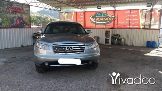Infiniti in Beirut City - INFINITI FX 35 2004