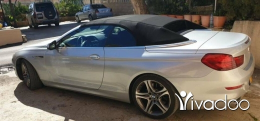 BMW in Beirut City - Bmw 650 convertible v8 5.0 twin turbo ajnabiyi