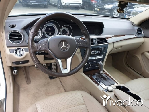 Mercedes-Benz in Beirut City - 2013 C250 Coupe / Clean carfax