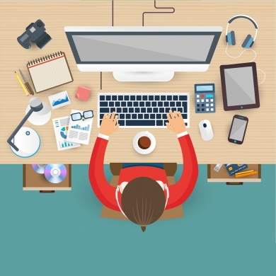 Computing & IT in Beirut - Graphic Design Internship