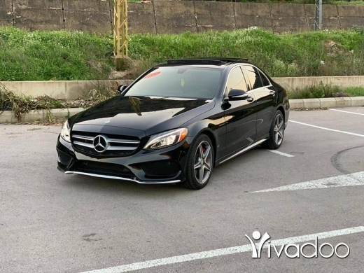 Mercedes-Benz in Beirut City - Mercedes benz C300
