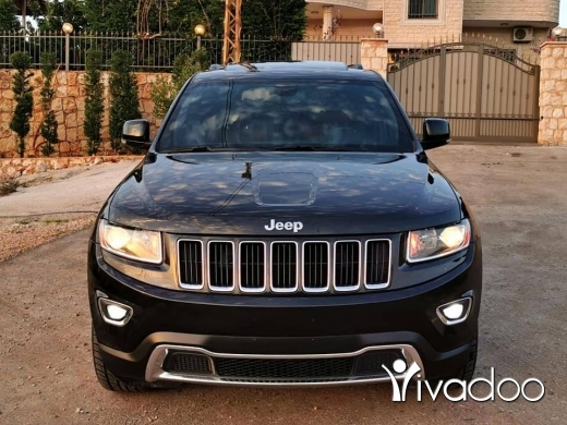 Jeep in Beirut City - Grand Cherokee limited 2014