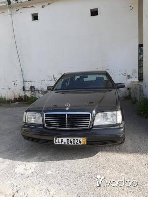 مرسيدس بنز في زغرتا - Mercedes S 320 94