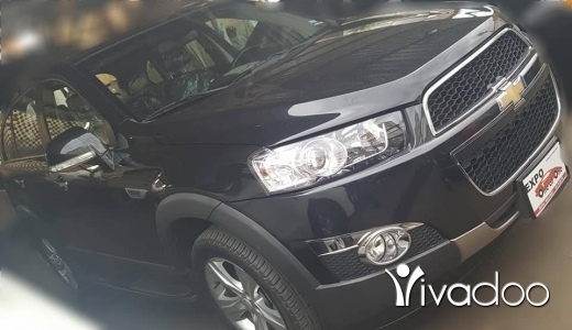 Chevrolet in Bouchrieh - Chevrolet captiva SLT 2012