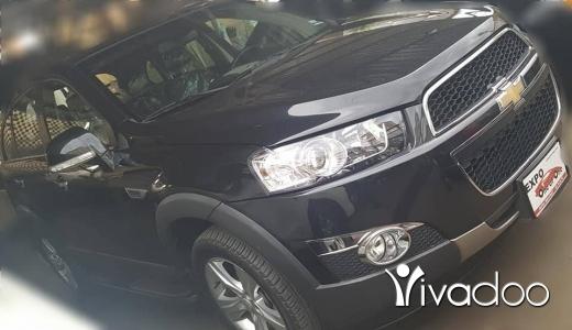 Chevrolet in Bouchrieh - Chevrolet captiva SLT 2012